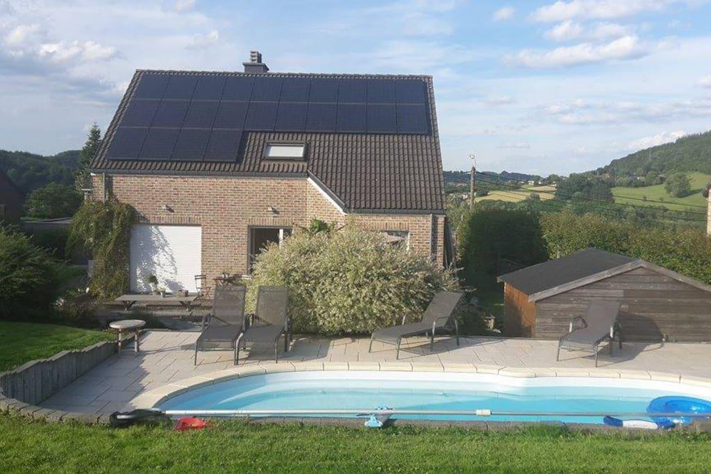 Chambre d 39 h tes avec piscine rez maisons louer - Chambre d hote marseille avec piscine ...