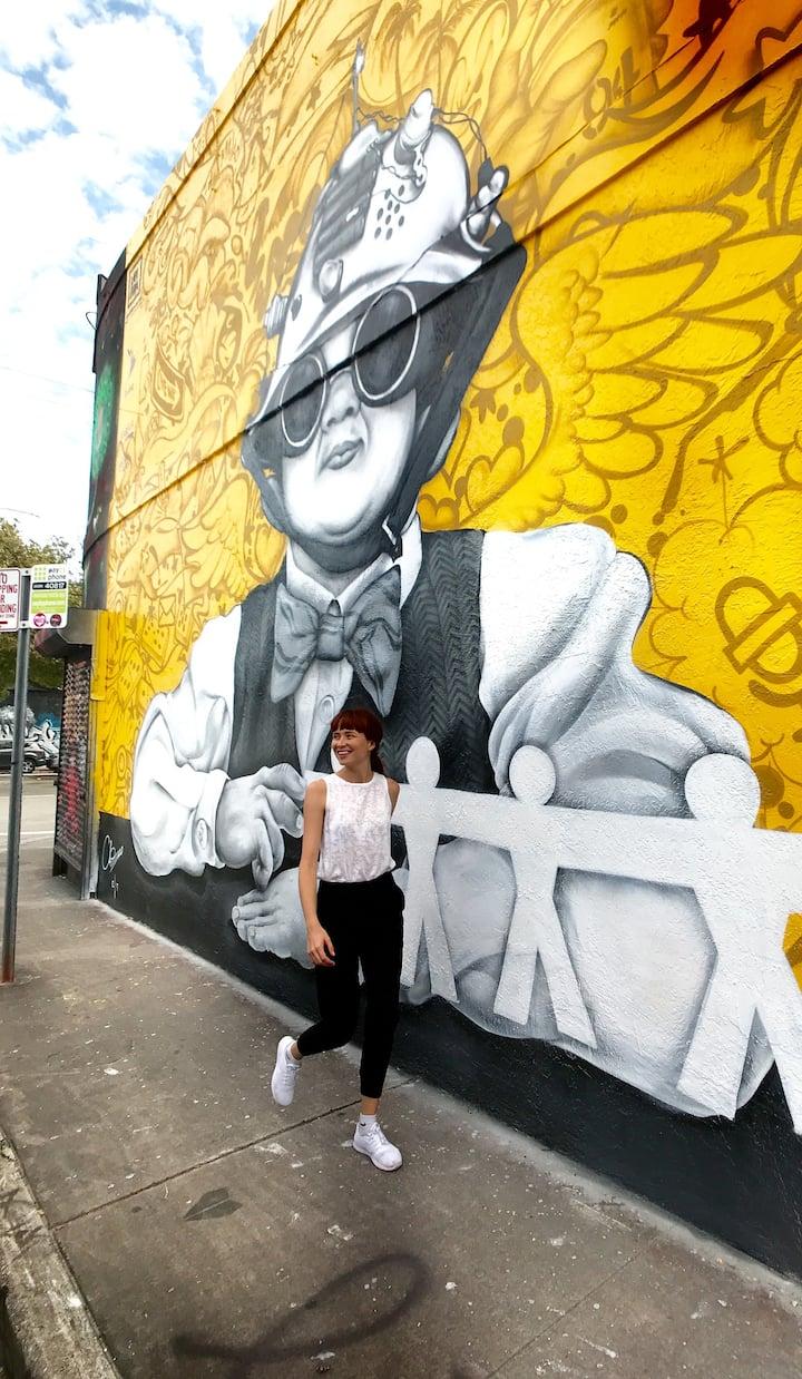 Greatest Murals of Wynwood Art District