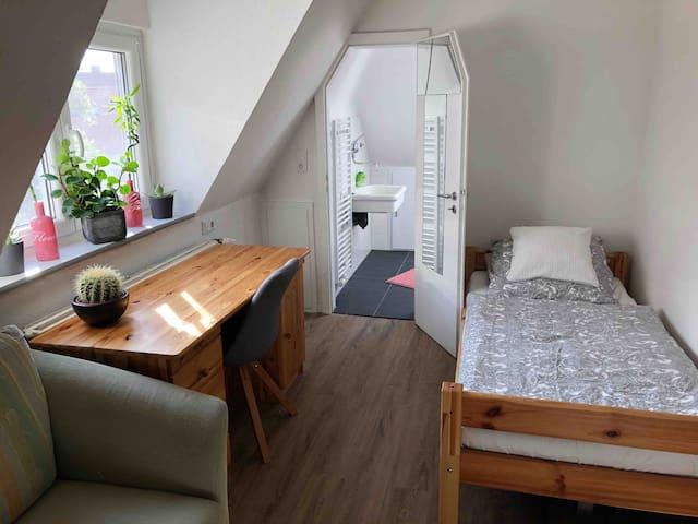 Süßes Apartment  im Zentrum Paderborns