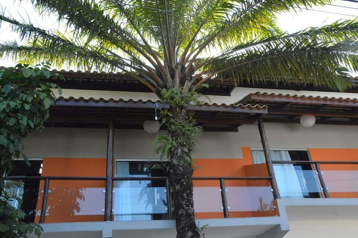 Apart hotel praiavile apartament n1 - Morro de São Paulo - Leilighet