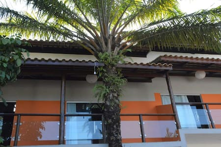 Praia ville apartament n1 - Morro de São Paulo
