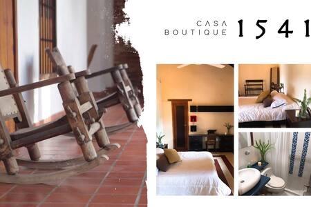 Casa Boutique 1541 - Suite Colonial Santa Bárbara