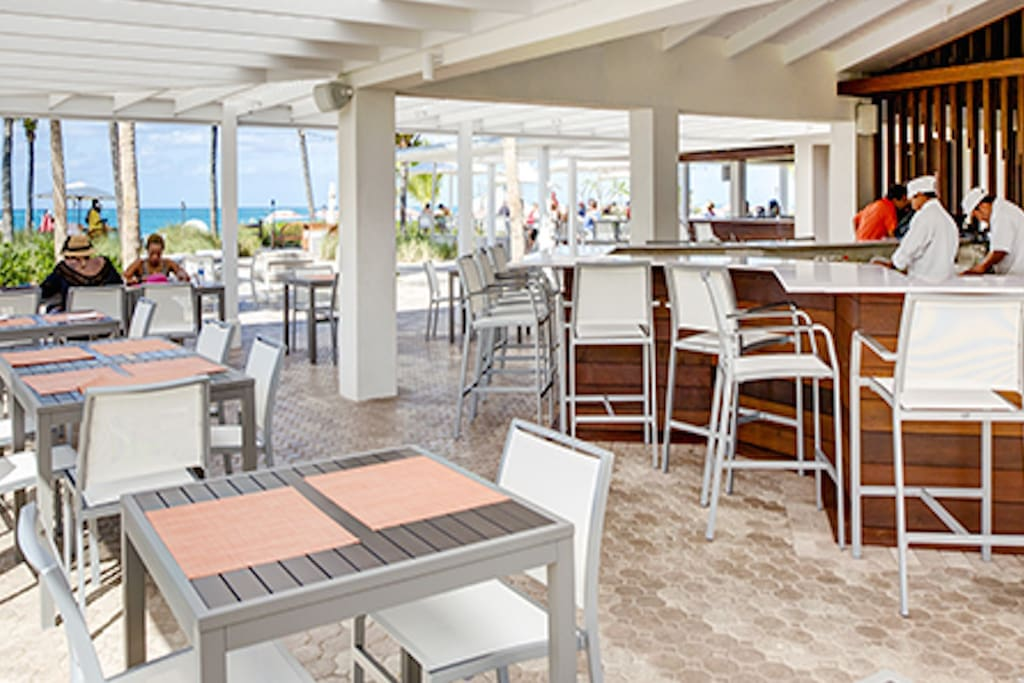 The NEW Solano Restaurant at Ocean Club West