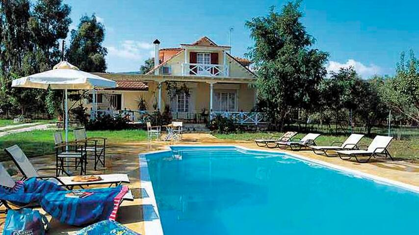 Villa Ermis - Lefkada - Villa
