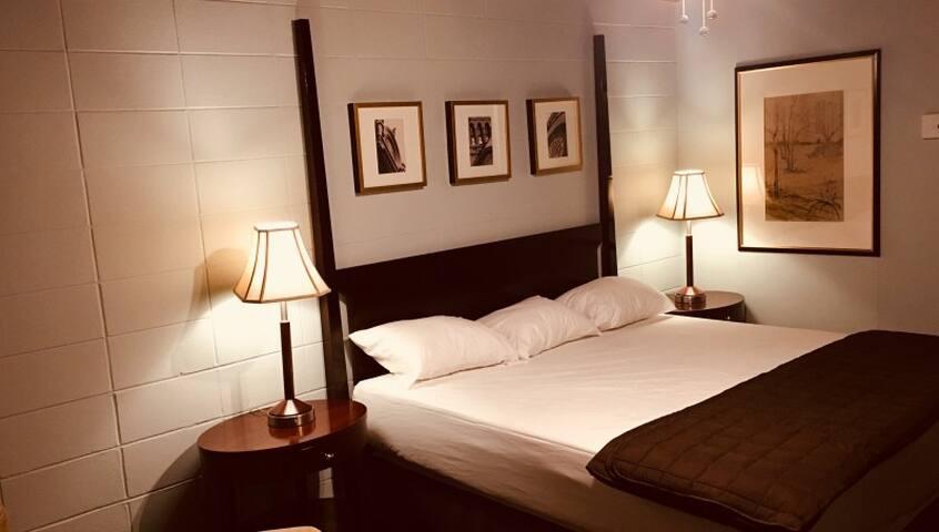 Room near Parc de la Mauricie