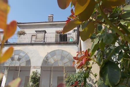 Casa su terrazze tra arte e natura - Hus