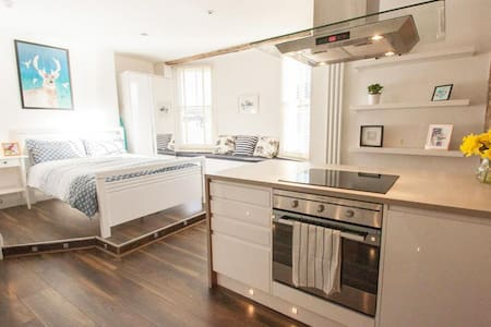 Central Luxury Seafront Studio - Brighton - Daire
