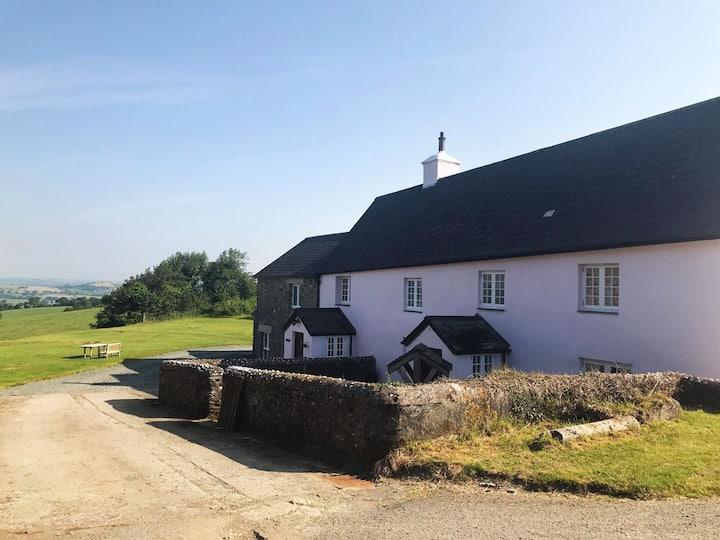 Wrixhill Farmhouse, nr Tavistock