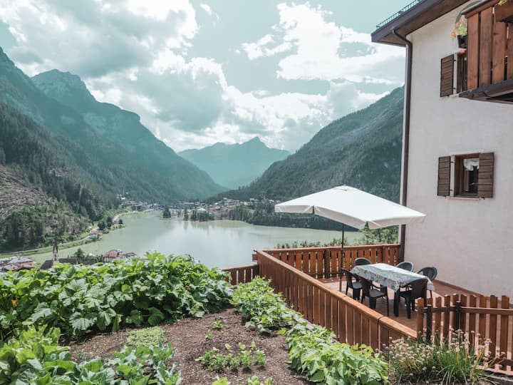 Casa Dora - Alleghe best view