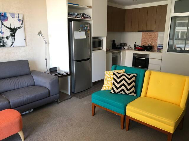 Central Adelaide CBD apartment