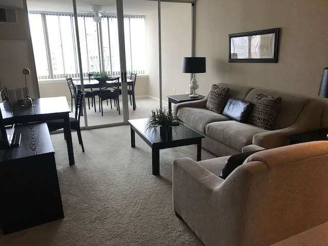 Luxury 1br Apartment in Chinatown/Gallery Place