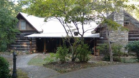 Crystal Creek/Chestnut Log Cabin
