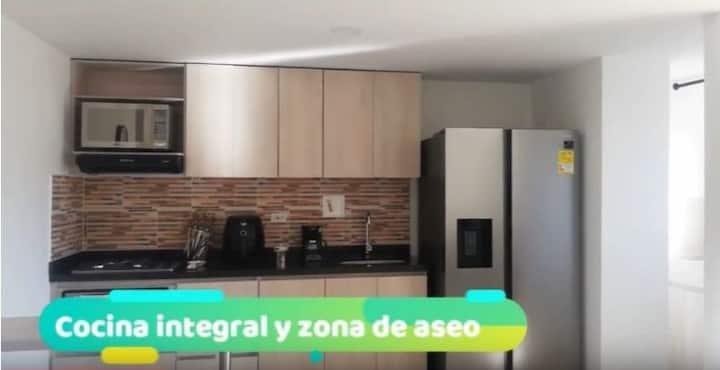Cómodo apartamento en alquiler, Sabaneta, Medellín