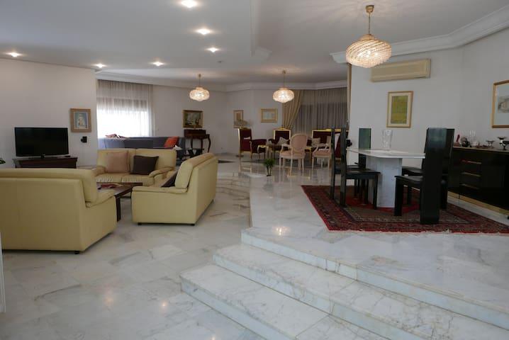 Villa de Luxe, Agrément & vacances - Hammam Sousse
