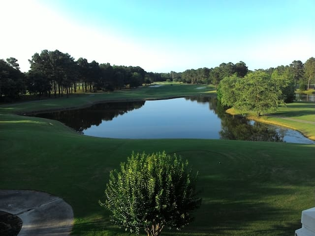 Relaxing Golf Course View - Calabash - Pis