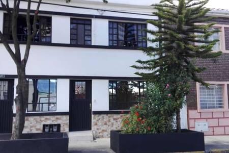 Apartamento N° 1  en la Ciudad de Bogota