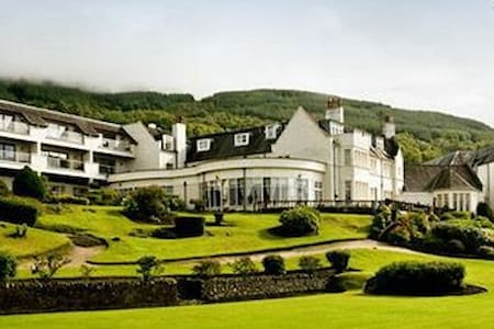 Macdonald Forest Hills Hotel & Spa - Stirling