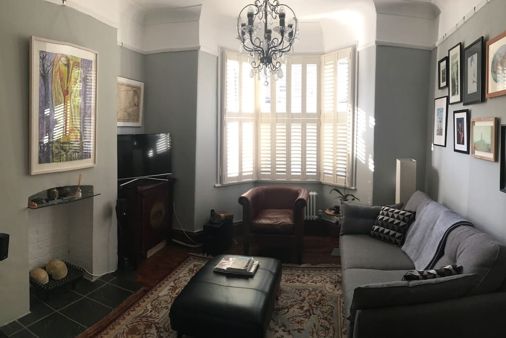 A cosy room in a victorian house chambres d 39 h tes for Chambre d hote londres