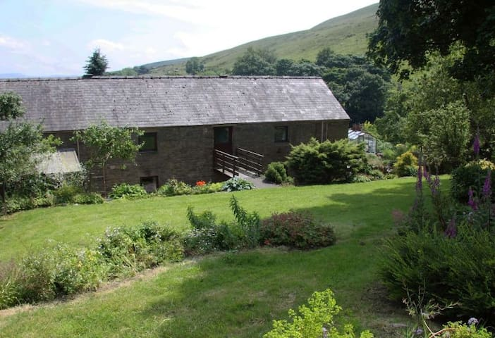 Hayloft Cottage, Shatton Hall - Bamford - Casa