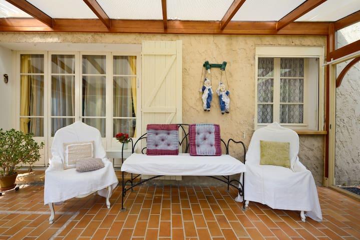 Chambre Vintage dans B'nb Provençal