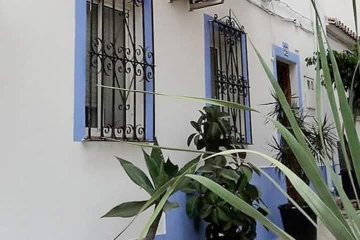 Marbella centre - ground floor apartment
