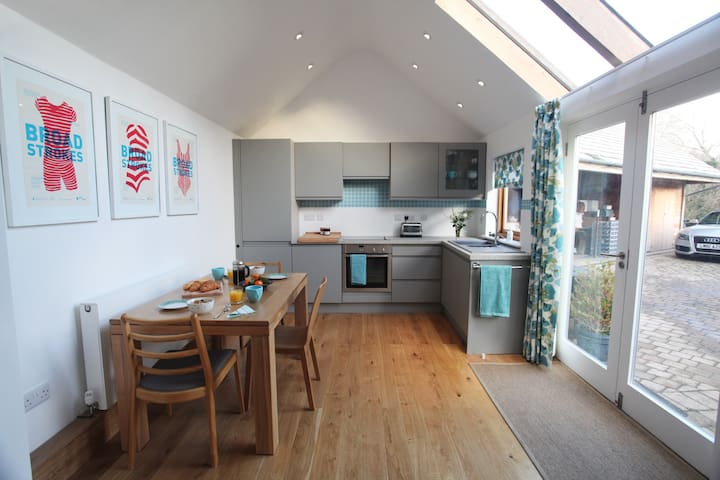 Studio cottage near Cornish beach - Bolingey - Hus