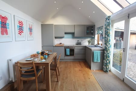 Studio cottage near Cornish beach - Bolingey