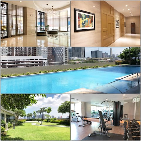 *GREAT DEAL Furnished New Condo, BGC Uptown Mall