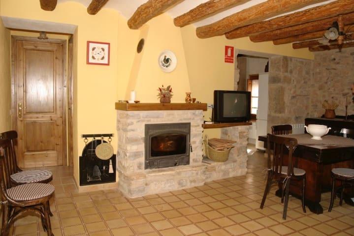 CAL MARIMON - Les Piles - Casa
