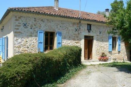 La ferme des Pipès - chambre d'hôtes - Castillon-de-Saint-Martory