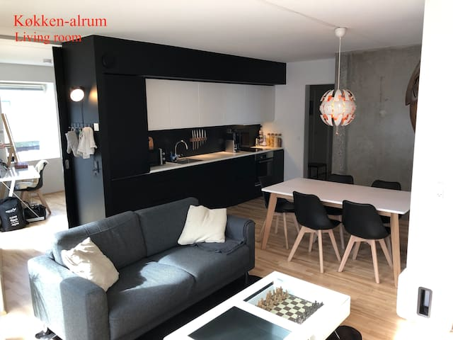 Private room in the heart of Aarhus