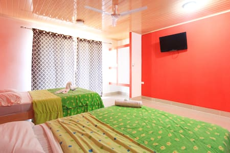 Private room with bathroom near National Park #6