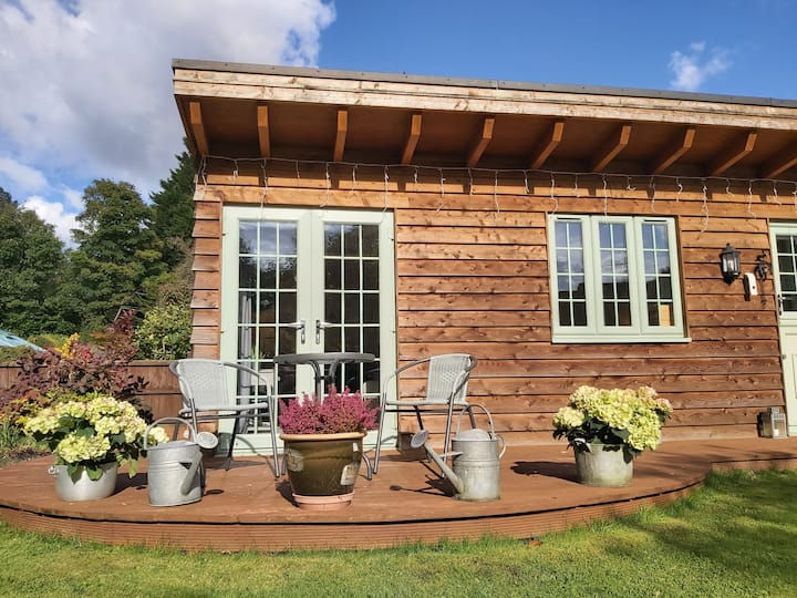 Rutters Garden Lodge.