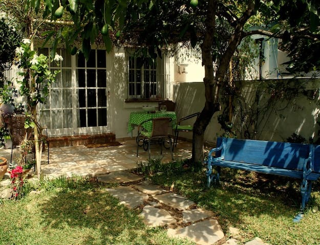 Idylic cottage with seeview - Mijas - House