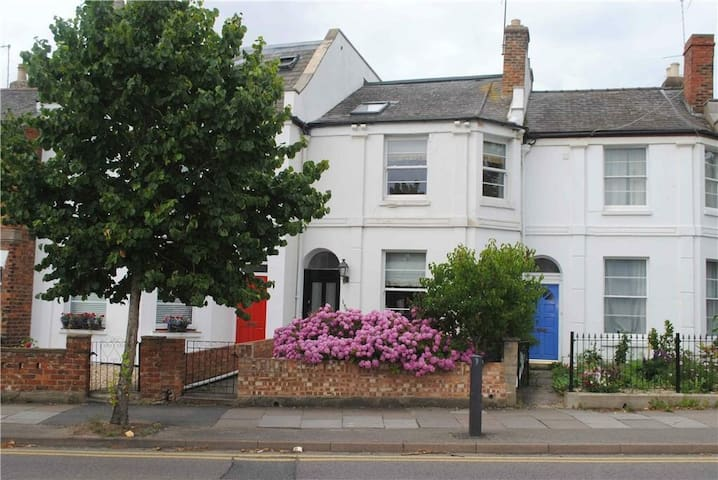Double in Cheltenham close to train station