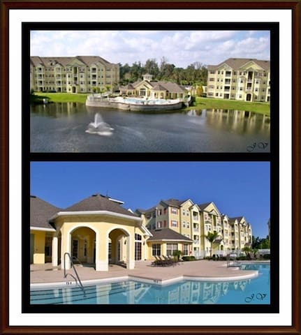 AMAZING DISNEY VACATION!!! - Kissimmee - Appartement