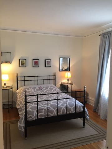 Lovely 2 bedroom apartment in MTL - Westmount - Appartement