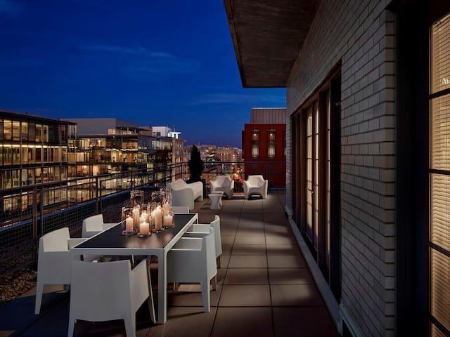 AKA One Bedroom Terrace Penthouse