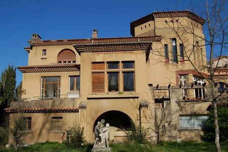 PALAZZO FIORIO CHAMBRES D'HOTES - COLETTE - Limoux - Bed & Breakfast