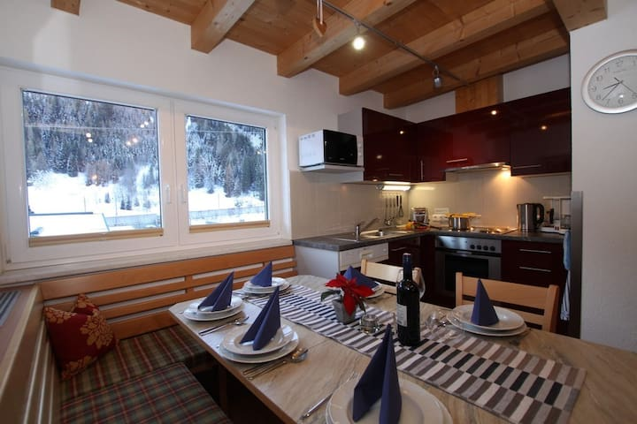 Appartement 6 Personen in St. Anton am Arlberg