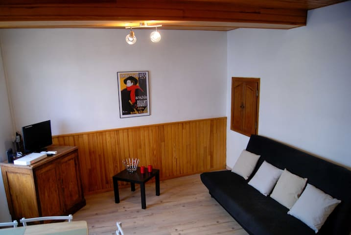 Chez Pauline - Appartement rez-de-chaussée - Caunes-Minervois - Huoneisto