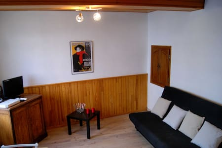 Chez Pauline - Appartement rez-de-chaussée - Caunes-Minervois