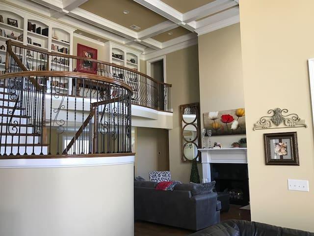 Queen Bedroom for Rent - Quilter's Week - Paducah - Casa