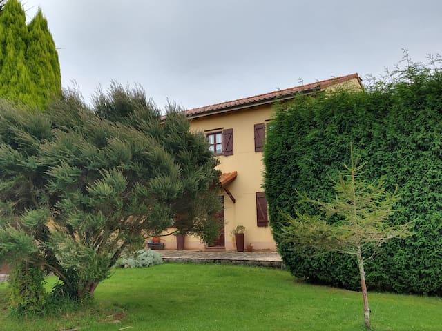 Casa acogedora en Oviñana (Cudillero)