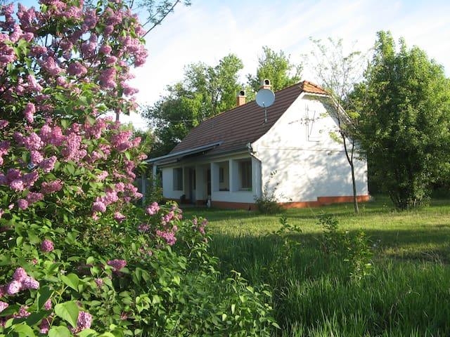 Stille und Erholung in der Puszta - Kaskantyú