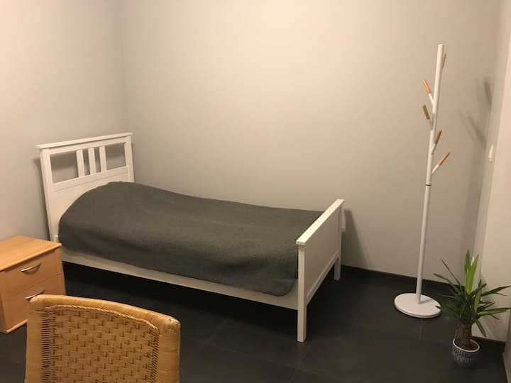Privé kamer voor u