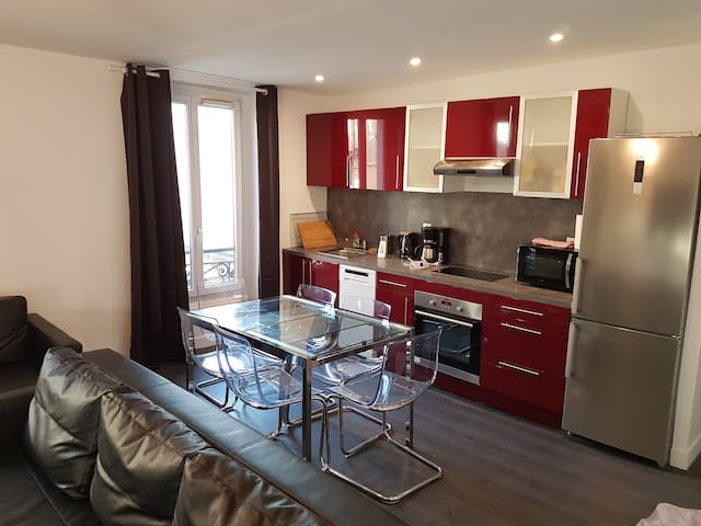 Apartment 30 min Disneyland 10 min center Paris