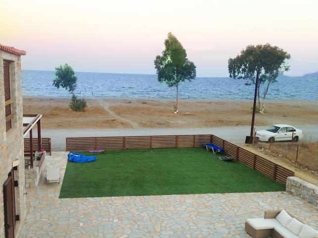 Mavrovouni Beach House (105 S.M) - Mavrovouni - Dom