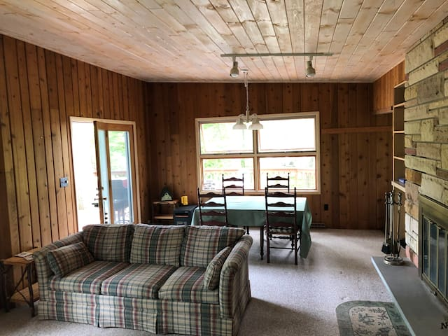 Rushford Lake Cottage