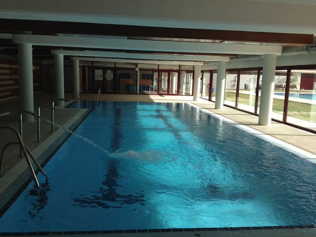 Apartamento Resort SPA VALLEY II.Balneario Archena